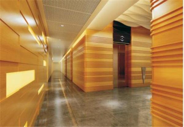 木纹铝幕墙