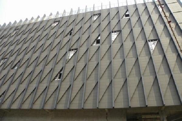 室外幕墙铝单板