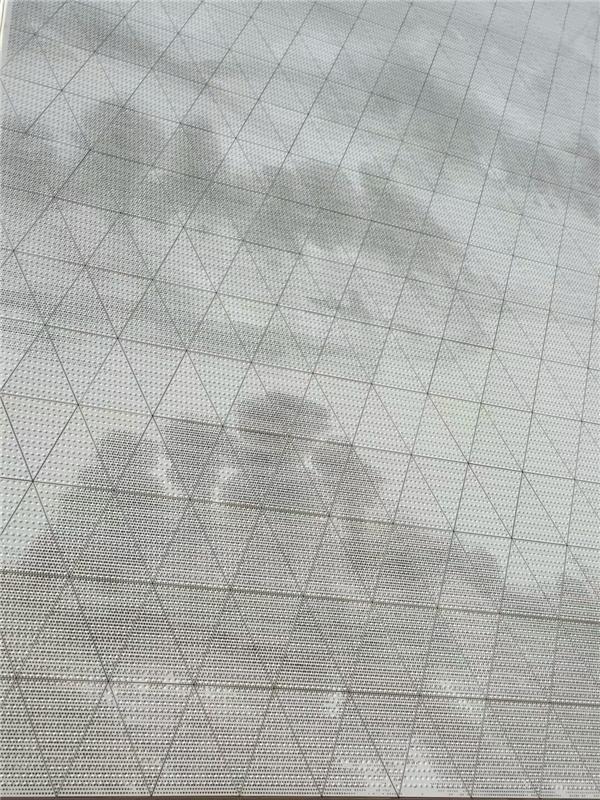 雕花冲孔铝单板