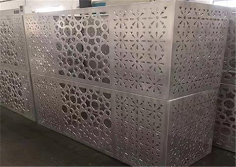 铝合金空调防护罩