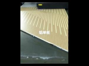 双色铝单板生产过程视频